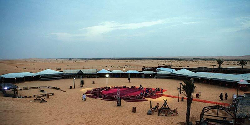 Abu Dhabi Desert Safari Blogs