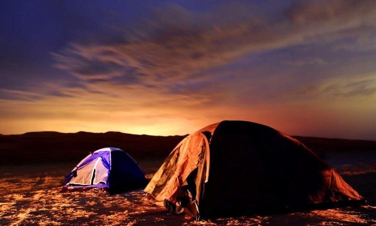 Liwa Overnight Desert Safari Abu Dhabi