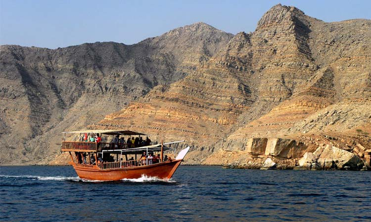 Musandam Tour from Abu Dhabi
